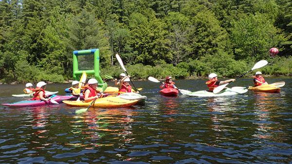 Muskoka Kayak School Club sessions