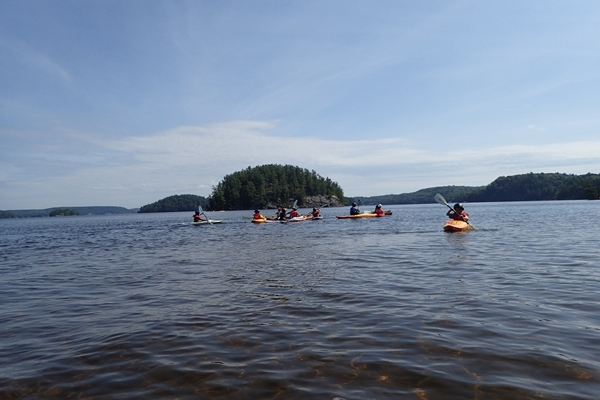 Muskoka Kayak School